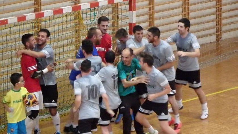 Juminec FS vencedor de la XXXIII Copa de la Liga