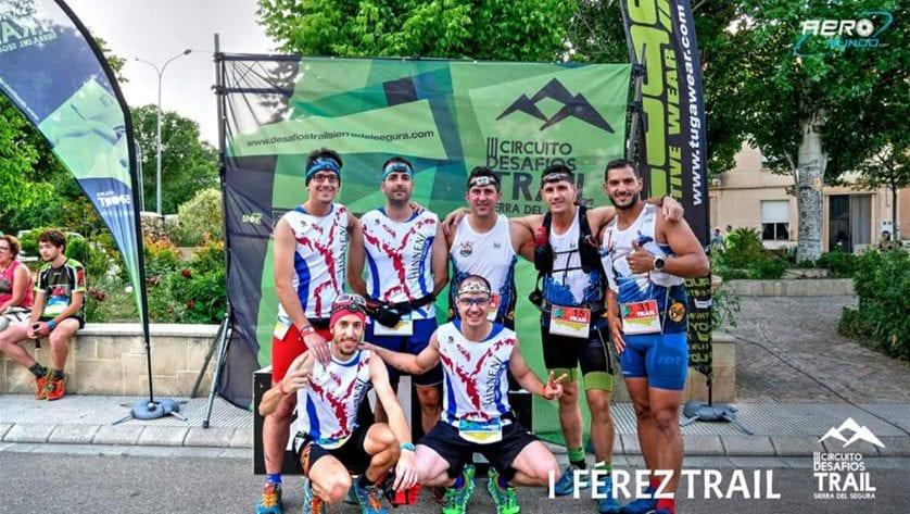 Hinneni Trail Runnig vence en la I Férez Trail