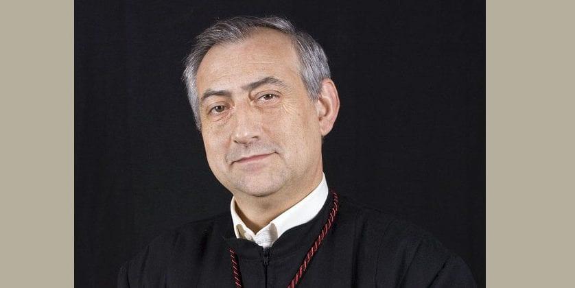 José Carrión  resulta re elegido presidente de la Hermandad del Santísimo Cristo de la Vida