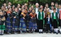 El Grupo de Coros y Danzas participó en el II Festival Festival Folclórico Infantil  Logroño