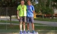 Tres medallas para el Athletic Club Vinos DOP Jumilla en el Regional Absoluto de pista