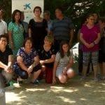 Inaugurado un parque biosaludable y un huerto ecológico en La Alquería