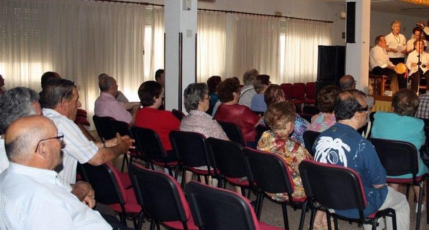 Ayer comenzó la Semana Socio Cultural del Centro de Personas Mayores