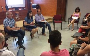 El comercio local y el Ayuntamiento hablan de futuro y creación
