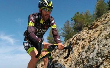 Salvador Guardiola retoma la competición con el Tour de Korea