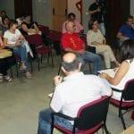 Ayer tuvo lugar la segunda reunión de trabajo para incentivar el comercio minorista local