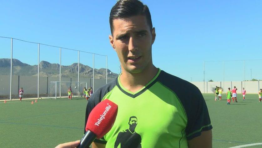 Sergi Guardiola militará en un equipo de Segunda División la próxima temporada