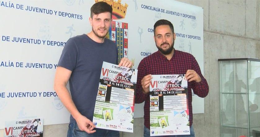 Comienza la cuenta atrás para el VI Campus de Fútbol Ciudad de Jumilla