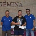 Alejandro Castellanos se lleva el Torneo Fin de Curso del Club Coimbra de Ajedrez