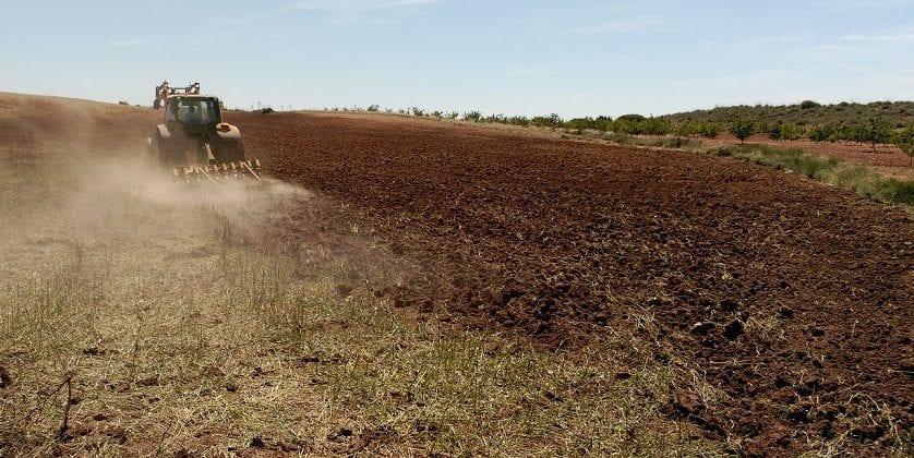 La utilización de lodos como abono agrícola no está permitida durante el verano