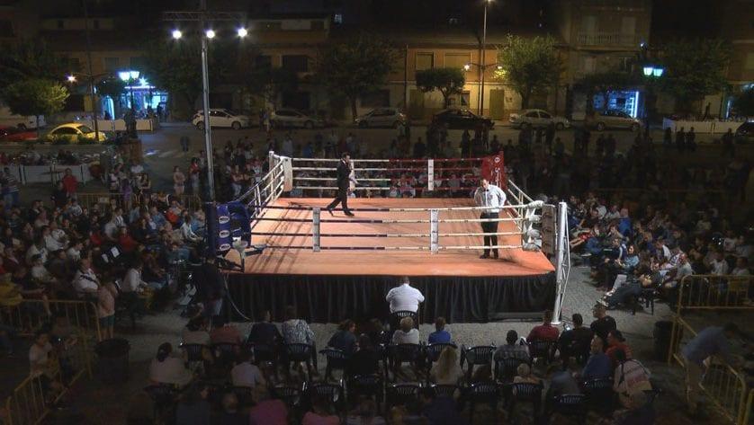 Jumilla tiene una nueva cita con el boxeo