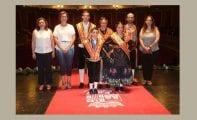 Presentados en el Teatro Vico los Vendimiadores Mayores e Infantiles 2017