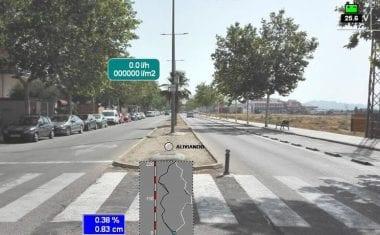 Instalado nuevo punto de telecontrol de red en la avenida de la Libertad