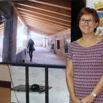Finalizan las obras de urgencia de la Casa Pérez de los Cobos de Jumilla