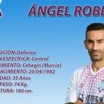 Ángel Robles renueva una temporada con el FC Jumilla