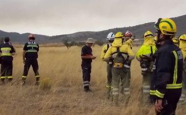 Los tres incendios del viernes han calcinado más de 135 hectáreas