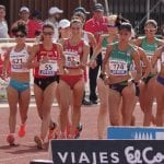 Ángela Carrión remata la temporada con una décima posición en el Campeonato de España Absoluto