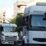 Los camioneros celebrarán este fin de semana a San Cristóbal
