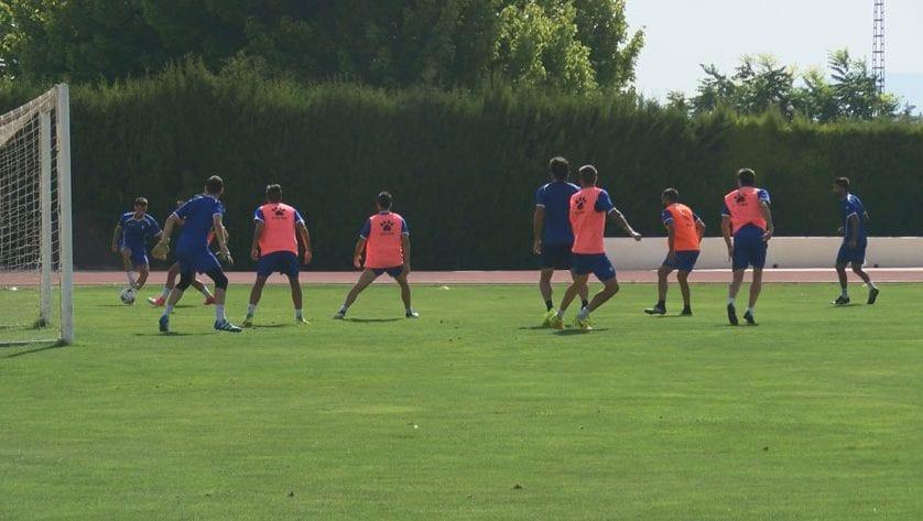 El FC Jumilla empata en su primer partido de pretemporada