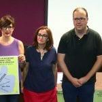 Presentada la Federación de Asociaciones de Dislexia de Murcia FADIXMUR