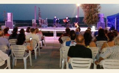 El Castillo acogió la actuación 'Flamencos-on'