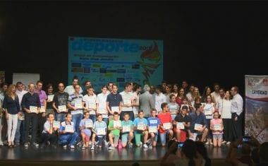 Siete Días Jumilla entregó sus Premios al Deporte