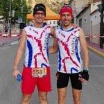 Hinneni Trail Running dominó en la I 'Sierra del Agua'