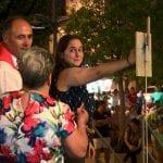 Con un espectacular castillo de fuegos artificiales concluyeron anoche las fiestas de San Fermín