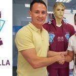 'Txomin' Barcina es nuevo jugador del FC Jumilla