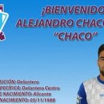 El FC Jumilla ficha al delantero José Alejandro Chacopino