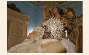 El próximo domingo tendrá lugar el Pregón de la Asunción y el Nombramiento de Abanderado y Mayordomo