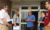 El Ayuntamiento aprovechará lo que queda de vacaciones para pintar ocho colegios