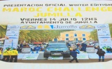 Jumilla acogerá por primera vez la salida de la edición de invierno de la Maroc Challenge