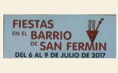 El Barrio de San Fermín comenzará el jueves sus fiestas patronales