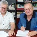 La UMU firma un convenio con los templarios de Jumilla para desarrollar el Proyecto Guardianes de Semillas