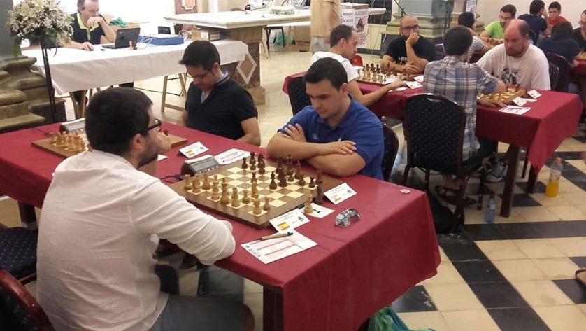 Alejandro Castellanos vence en el XII Torneo de Promoción de Almansa