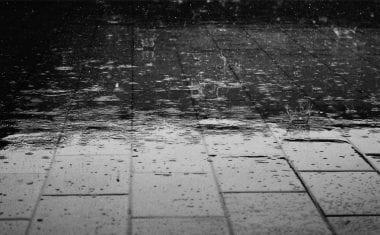 Lluvias y bajada de temperatura para la última semana de agosto