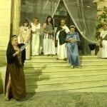 El Festival de Teatro Clásico, que este año ha llegado a su quinta edición, todo un acontecimiento cultural de primer orden.