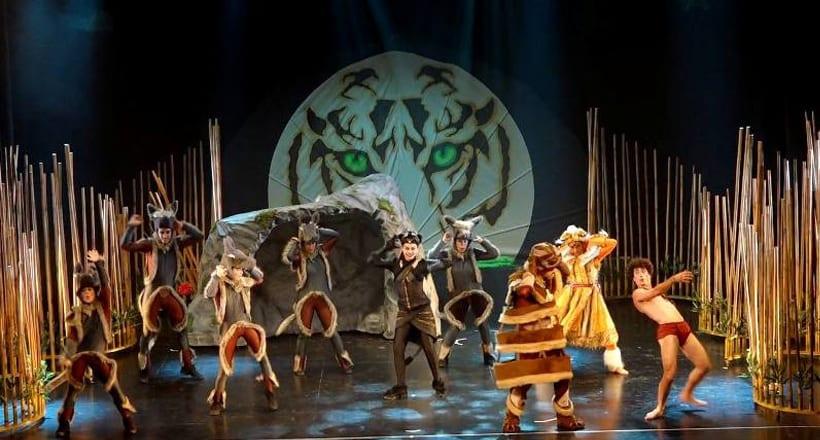 La Aventura de Mowgli celebra en Jumilla su representación número 100