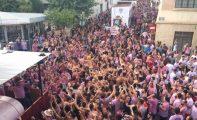 La Cabalgata del Vino vuelve a inundar las calles de Jumilla de alegría y diversión