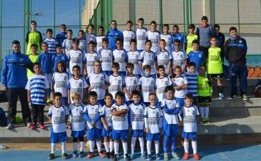 Apúntate a la Escuela de Fútbol Sala Carchelo Jumilla