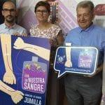 """La Fiesta de la Vendimia presenta su campaña de donaciones """"ESTÁ EN NUESTRA SANGRE"""""""