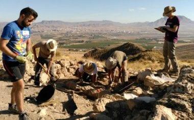Nueva campaña de excavaciones en Coimbra del Barranco Ancho
