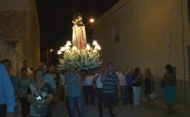 La Torre del Rico celebró sus Fiestas Patronales