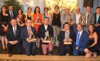 El grupo de comunicación Siete Días Jumilla concedió sus premios anuales coincidiendo con su 10º aniversario