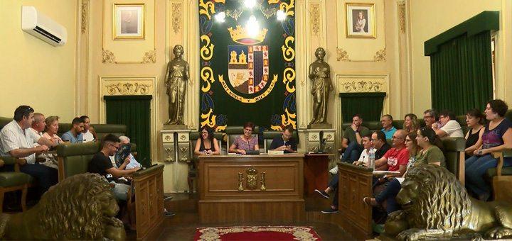 El Pleno aprueba las bases para conceder subvenciones a asociaciones que trabajen en cooperación internacional