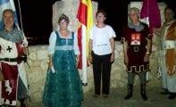 La Asociación de Moros y Cristianos llevó a cabo la Noche de las Antorchas