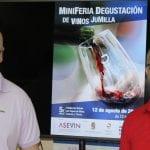 La Mini Feria del Vino espera recibir la visita de casi dos millares de personas