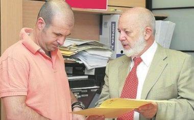 El heredero de García Carrión deja la sociedad por sorpresa: el relevo generacional, en el aire
