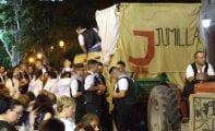 En 10 años la Cabalgata Tradicional se ha convertido en uno de los actos más importantes de la Fiesta de la Vendimia de Jumilla